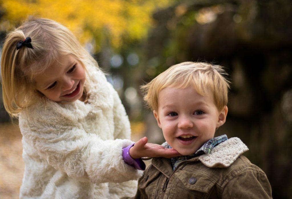 Amour et Montessori : développement de l'enfant