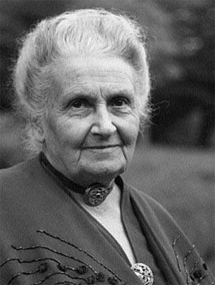 Photo de Maria Montessori
