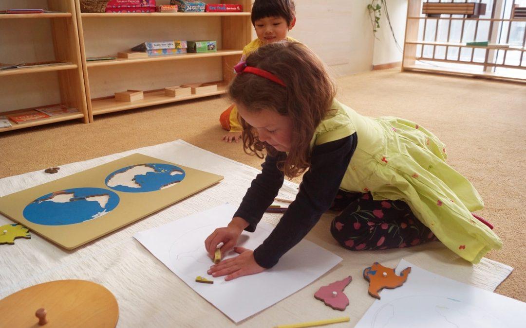 Les écoles Montessori sur Lyon