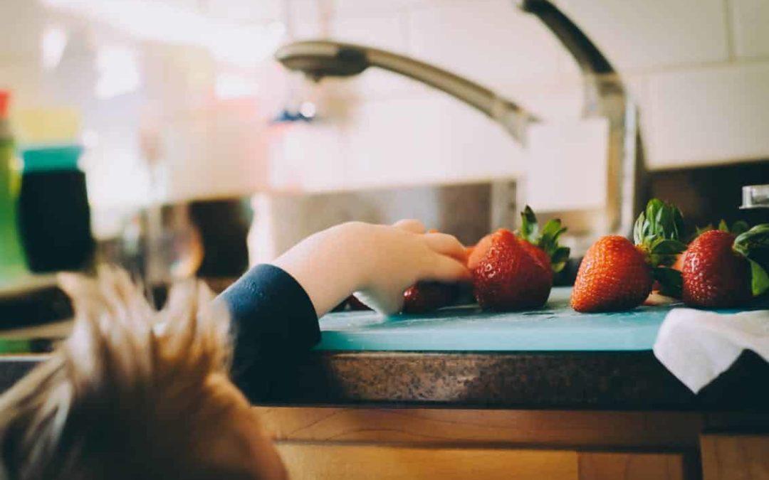 Aménager sa cuisine pour ses enfants