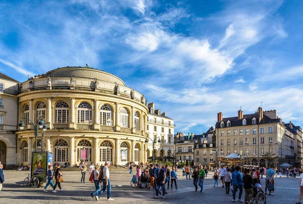 Rennes : Les écoles Montessori sur Rennes