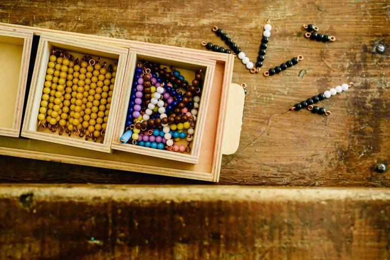 La pédagogie Montessori pour apprendre les mathématiques