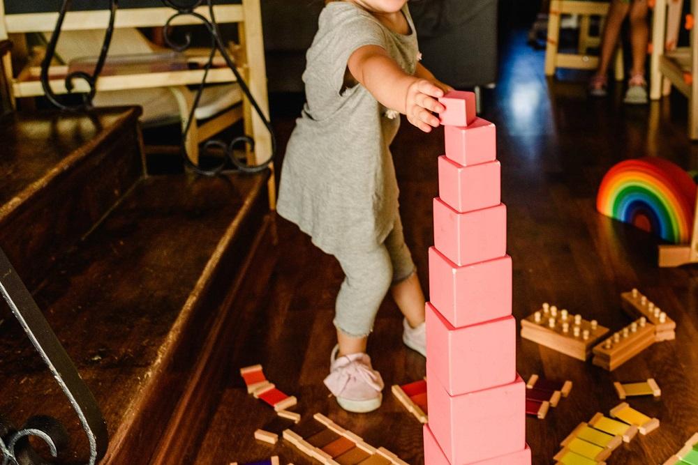 Inscrire son enfant dans une école Montessori sur Pierrelatte