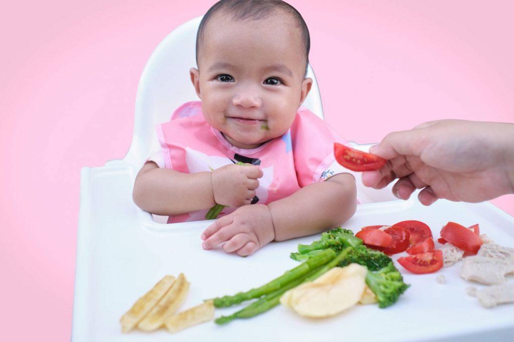 La néophobie alimentaire : un stade déroutant