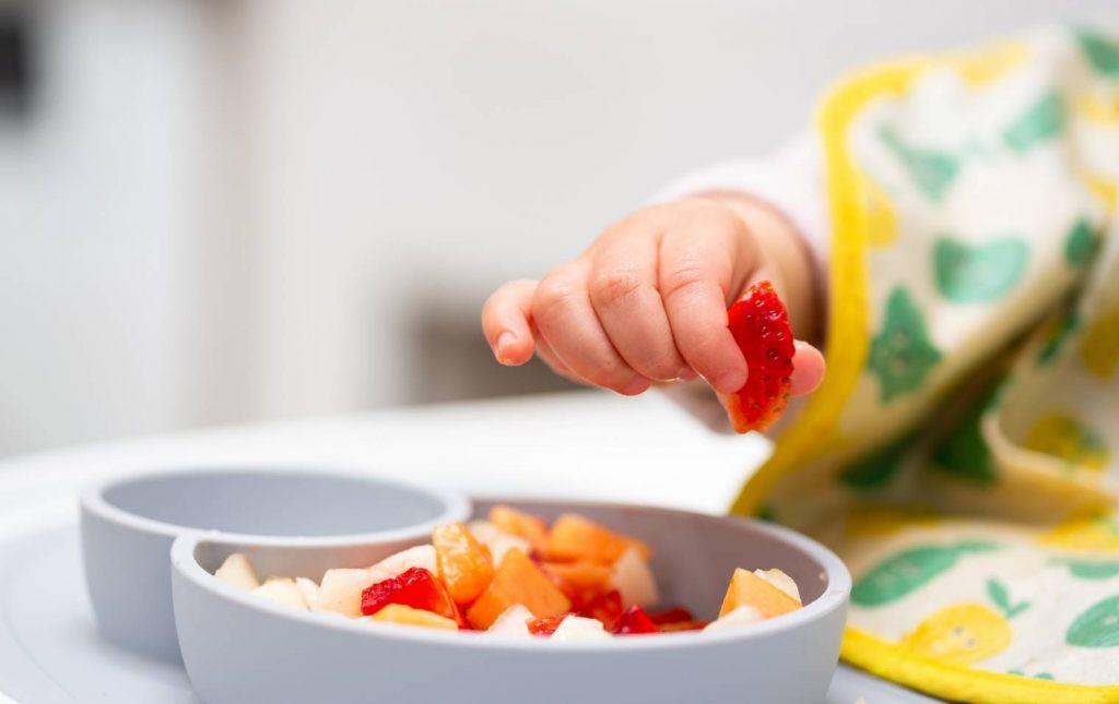 DME : La diversification menée par l'enfant pour son bébé
