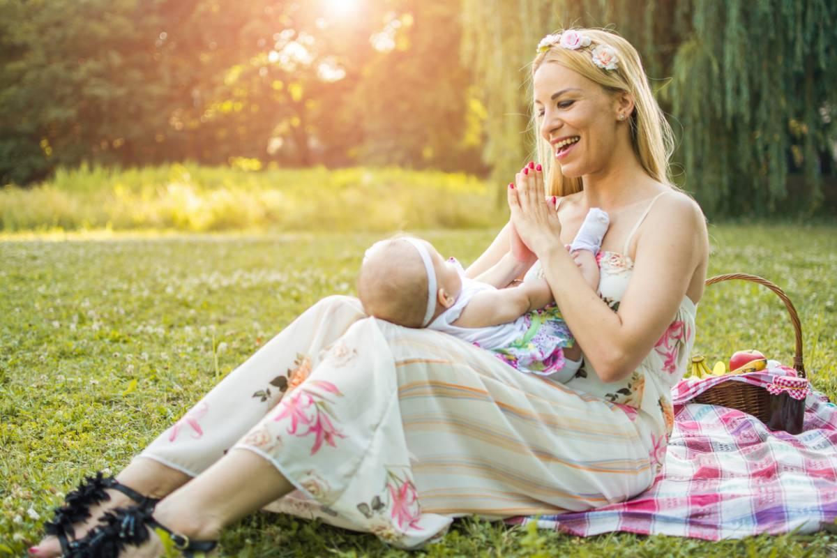 Les bienfaits des chansons et des comptines pour bébé