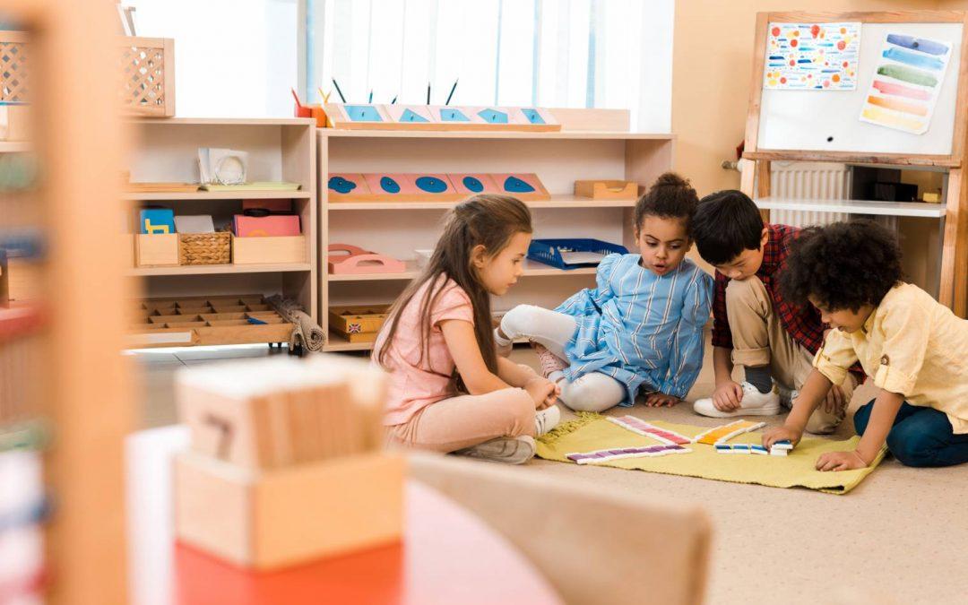 Les écoles Montessori à Levallois-Perret