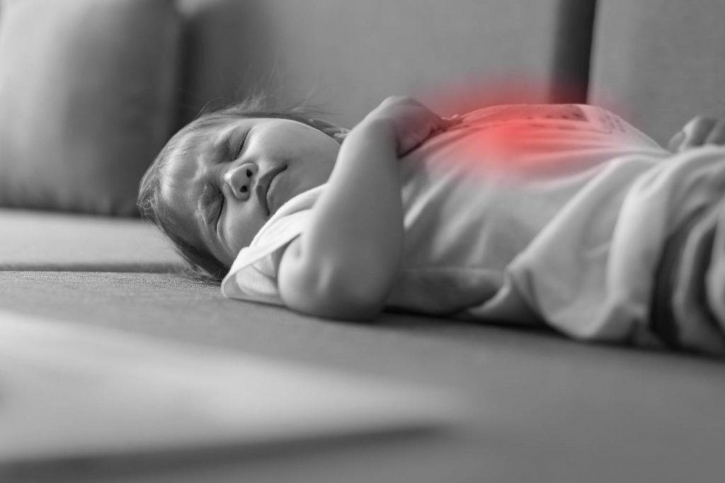 Les coliques du nourrisson : d'où viennent-elles et comment les calmer ?
