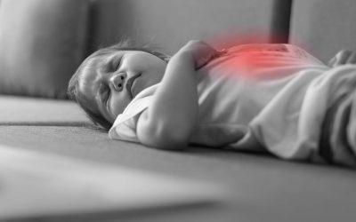 Tout savoir sur la colique du nourrisson
