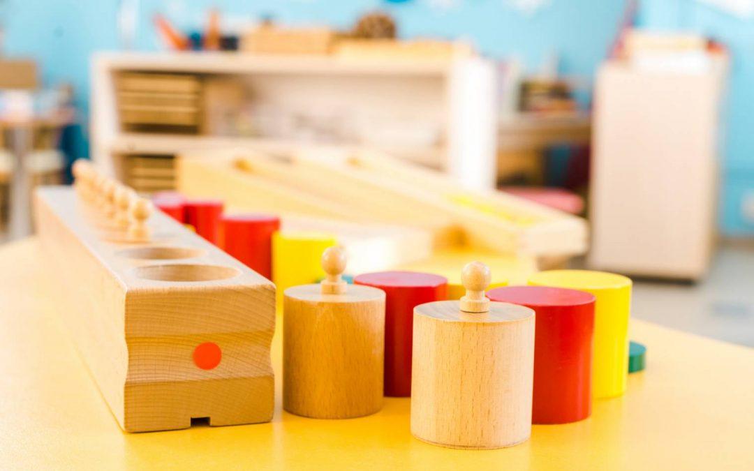 Les écoles Montessori à Puteaux