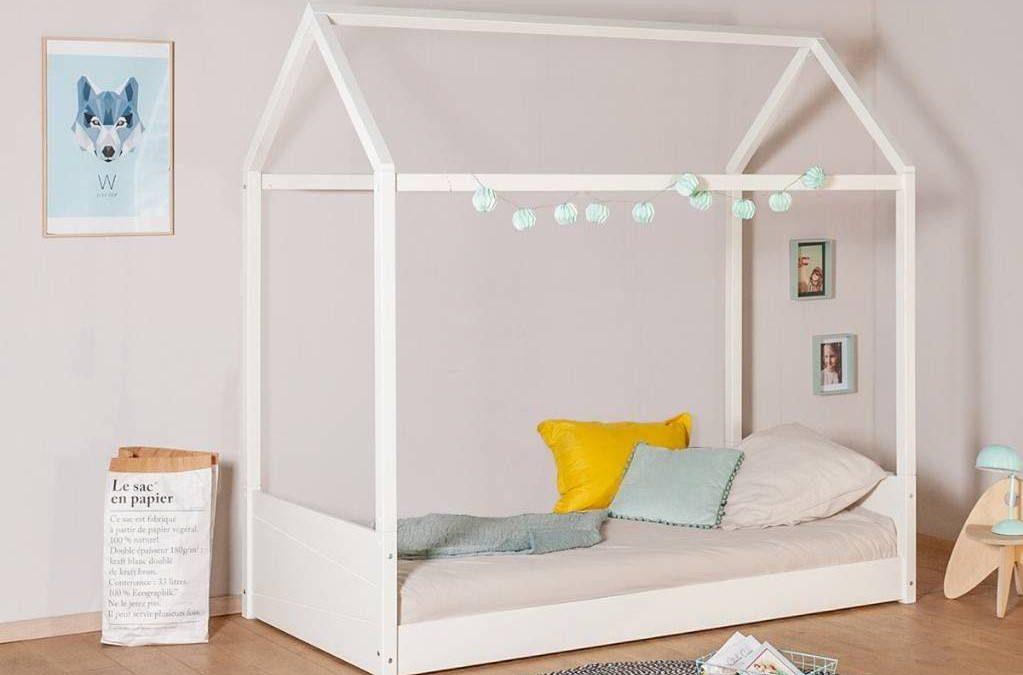 Une chambre Montessori pour enfant
